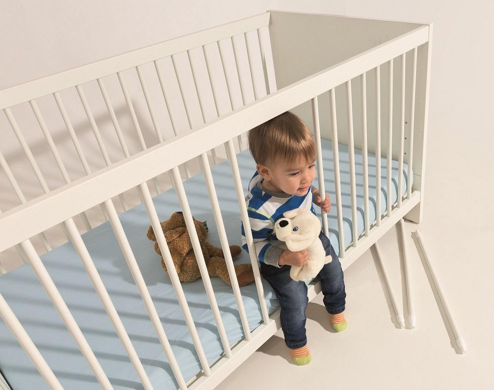 Letti Trasformabili Per Bambini.Lettino Trasformabile Per Neonati Sofia Spaziojunior Store