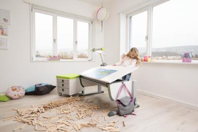 Scrivanie ergonomiche: JOKER di Moll