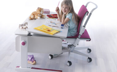 Ergonomia per bambini: i requisiti fondamentali di una postazione ergonomica