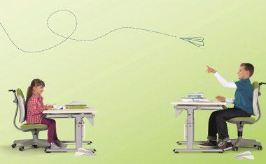 Scrivanie ergonomiche: MARCO 2 di PAIDI
