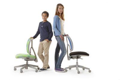 Sedie per ragazzi: MYFLEXO la sedia che cresce col bambino