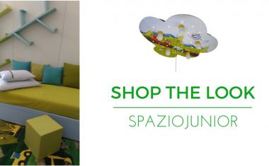 SHOP THE LOOK: verde e turchese