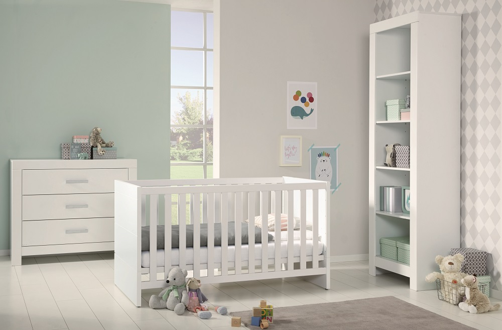 Lettini Per Bambini 2 Anni : Un lettino per neonati polifunzionale spaziojunior store
