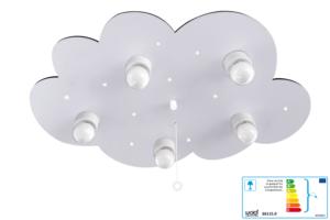Illuminazione per neonati applique per bambini via libera alla