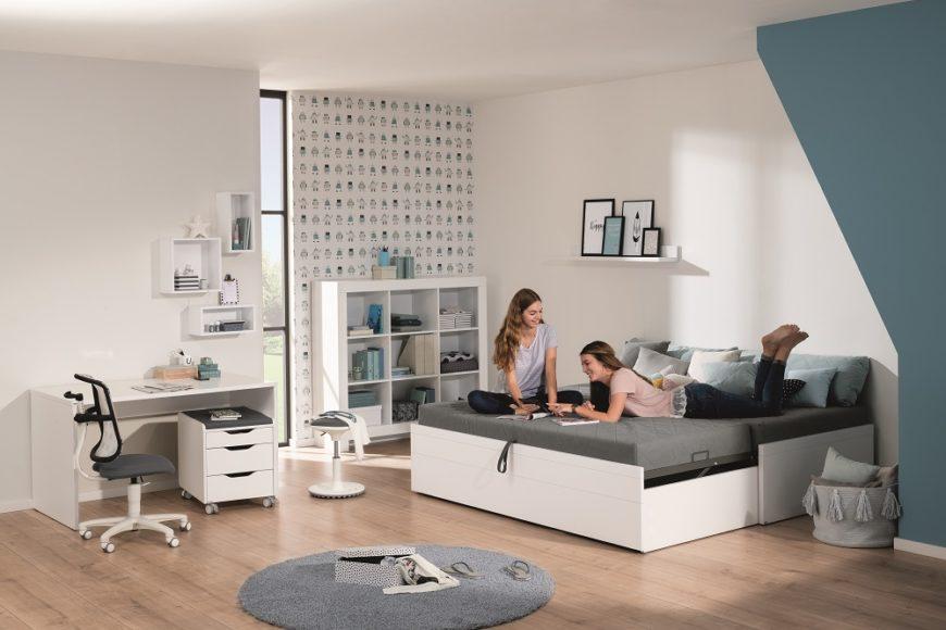 Il letto perfetto per la camera dei ragazzi